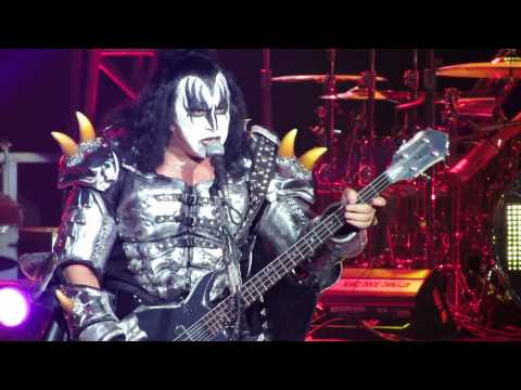 KISS - I Love It Loud - Toronto - Molson Canadian Amphitheatre - Jul. 26, 2013 Monster Tour