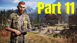 Missing in Action: Far Cry 5