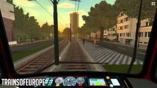 Stadtbahn-Simulator Düsseldorf! [HD]