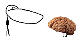My Brain vs My Body