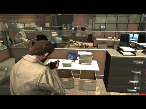 Let's Play Max Payne 3 p11: I think i had to kill the driver first...