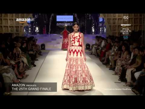 The 25th Grand Finale - FDCI Presents Amazon India Fashion Week AW'15