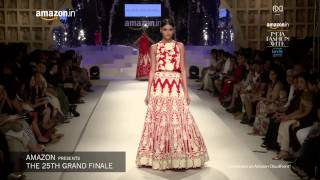 The 25th Grand Finale - FDCI Presents Amazon India Fashion Week AW