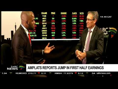 Amplats reports jump in first half earnings