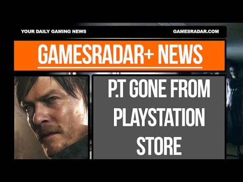 GR News - PT removed from PlayStation store