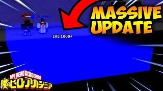 [CODE] MASSIVE UPDATE | Boku No Roblox Remastered