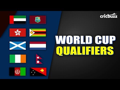 Some very tense & exciting cricket happening in the World Cup Qualifiers  Harsha Bhogle
