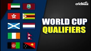 Some very tense & exciting cricket happening in the World Cup Qualifiers - Harsha Bhogle