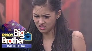 PBB Balikbahay: Myrtle scares Kim Chiu