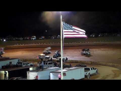 Friendship Motor Speedway(CAROLINA NO BULL SERIES #1)