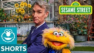 Sesame Street: Learn to be a Scientist with Bill Nye!