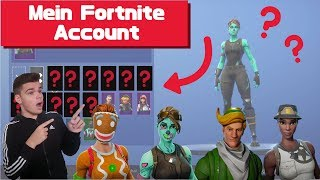 I show YOU my FORTNITE OG ACCOUNT (Season1) Skins,Pickaxes,Dances