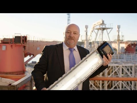 EXplorers Ep 9: Exploring a FPSO with the new LED emergency luminaire by R. STAHL