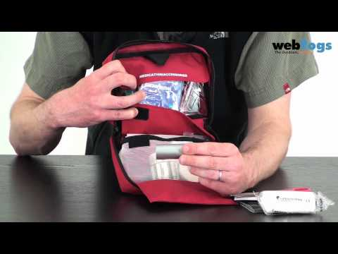 Lifesystems Traveller First Aid Kit - Great medical kit for exotic travel.