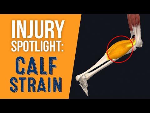 Injury Spotlight: Calf