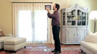 Flote M2 Floor Stand For Ipad/tablets/ereaders Demo