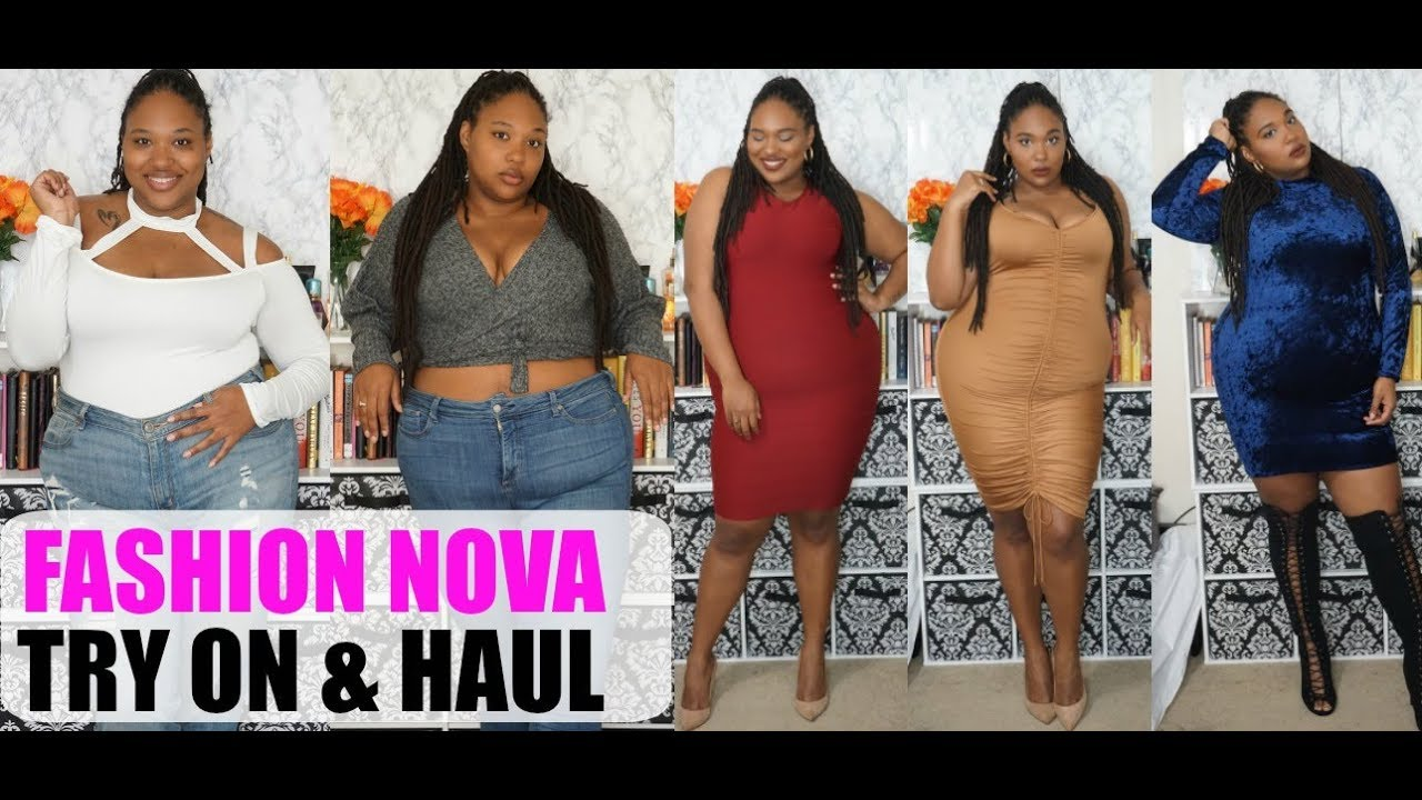 927a88616f5 FASHION NOVA Try on   Haul