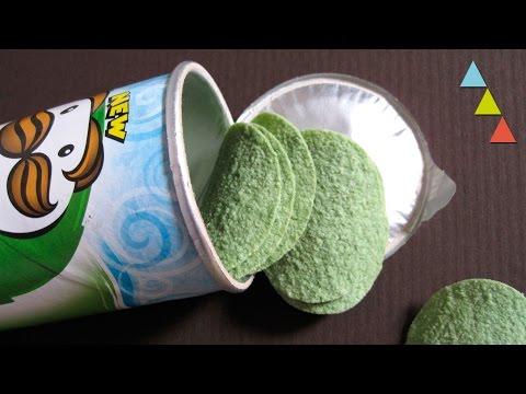 Los sabores más raros de Pringles