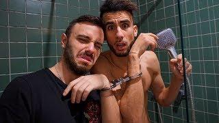 24 ORE AMMANETTATO a FIUS GAMER! *anche in bagno* 😱