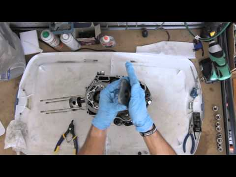 125cc Engine Repair Pitbike Restoration