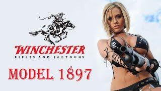 Winchester Model 1897 Battlefield 5 V History, Game & Movie Hard Target