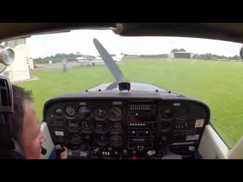 Visiting the Parachute Club in Clonbullogue