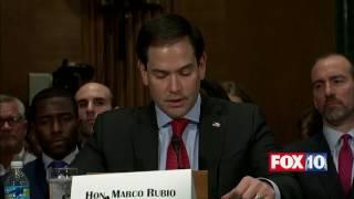 WOW: Marco Rubio Praises FORMER RIVAL Ben Carson at HUD Secretary Confirmation Hearing