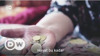 Almanya'da günde 5,60 euroyla geçinmeye çalışan bir emekli - DW Türkçe