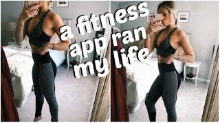 A Fitness App Ran my Life for a Week | Fitness Challenge