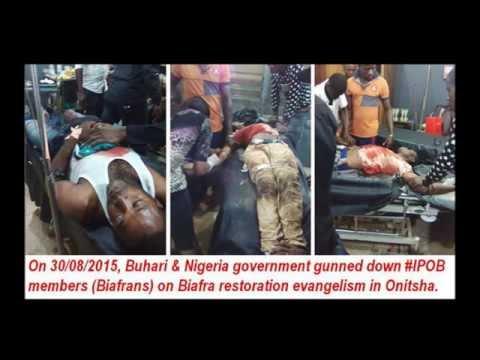 BIAFRA: IPOB Killing Survivors Narrate Ordeal to Nnamdi Kanu on Radio Biafra.