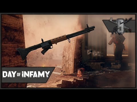 The Longest 1v1 w/ FG42 - Day of Infamy - German Support Gameplay