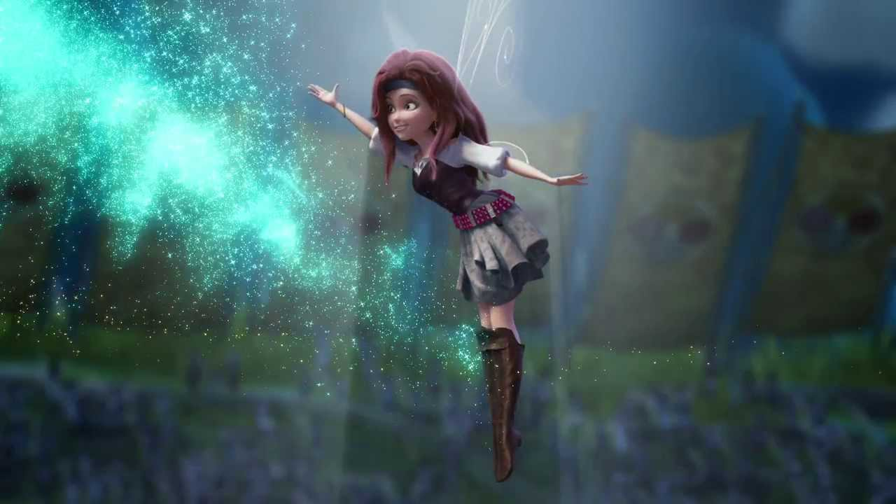 the pirate fairy never land legacy now on blu ray and digital hd