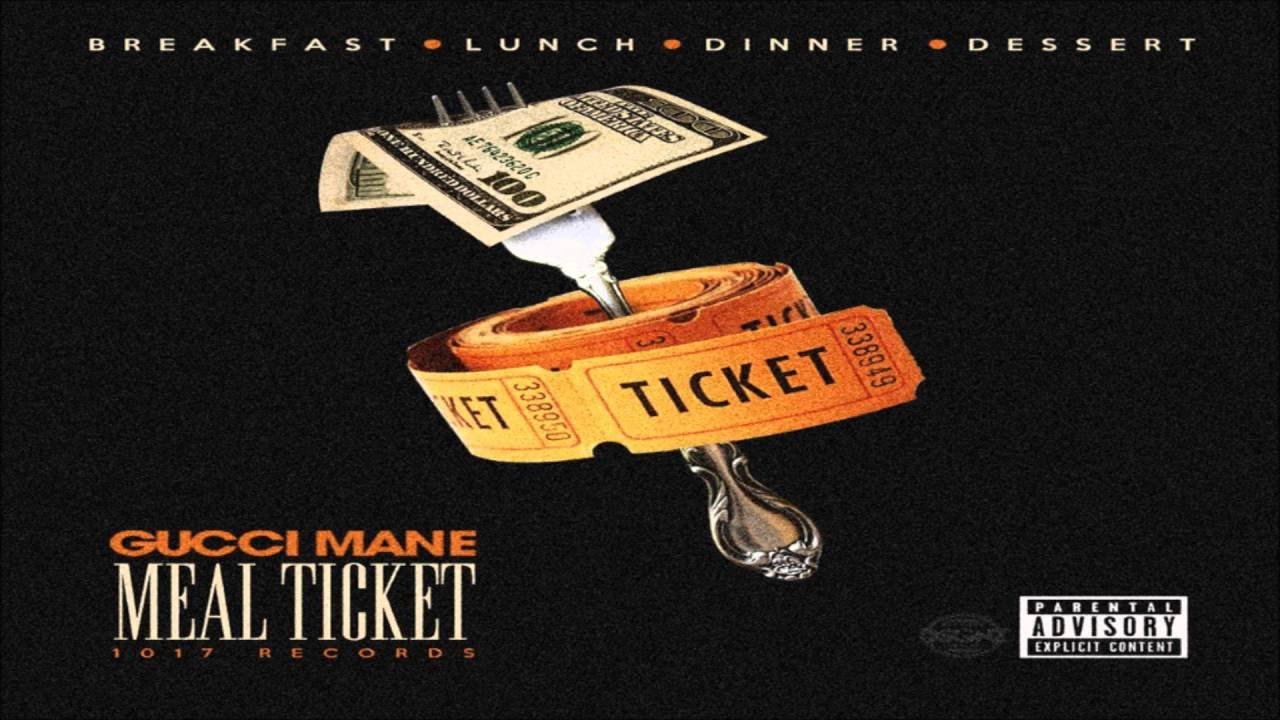 Download Gucci Mane - Right Now ft. Chief Keef (Meal Ticket)