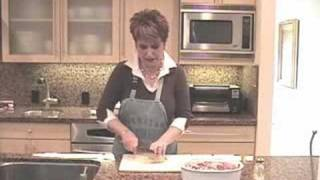 magdis home cooking show cabage salad