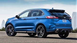 2019 FORD EDGE ST - Exterior and Interior