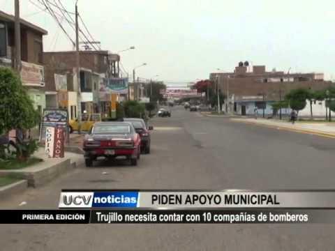 Bomberos piden apoyo municipal