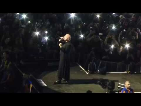 Disturbed - The Sound of Silence - live @ The O2 Arena, London 21.1.2017