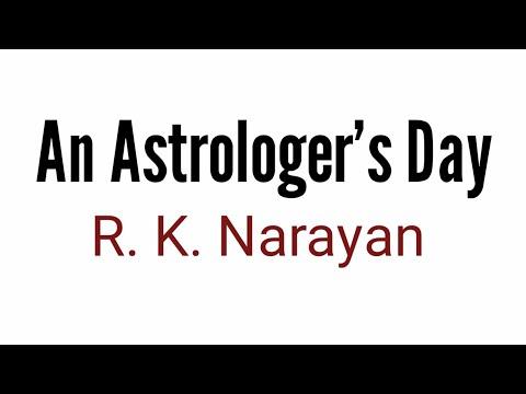 An Astrologer's Day By R. K. Nayaran In Hindi