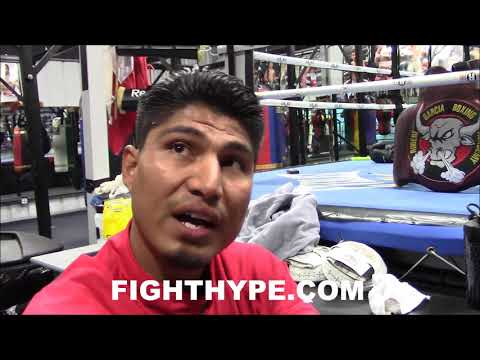 """MIKEY GARCIA TELLS TERENCE CRAWFORD """"BE MORE VOCAL""""; EXPLAINS WHY HE NEEDS TO FACE HAYMON FIGHTERS"""