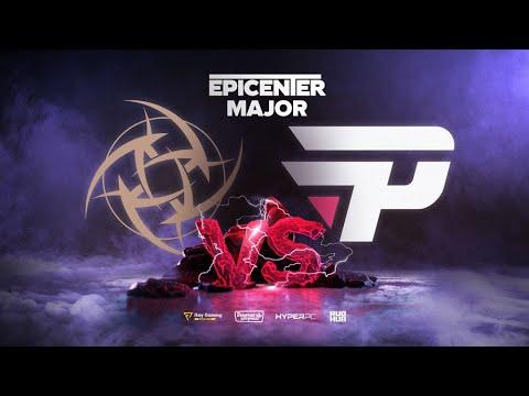 NiP vs Infamous Gaming - EPICENTER Major - BO1