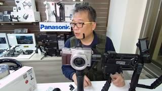 Panasonic Lumix LX100 2018年最新款三軸穩定器  將來一場大PK  Smooth 4、Vimble 2、Mobile 2、SWIFTCAM M4、SPG、SMOOTH Q