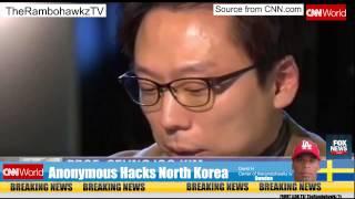 cnn anonymous hacks north korea 2015 fox news live