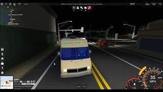 ROBLOX - CRAZY RV VS. POLICE SUR LA CONDUITE ULTIME!