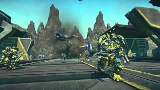 PlanetSide 2 PS4 E3 2014 Trailer