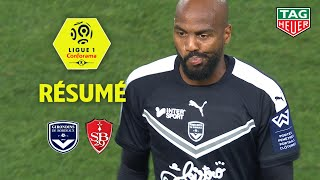 Girondins de Bordeaux - Stade Brestois 29 ( 2-2 ) - Résumé - (GdB - BREST) / 2019-20