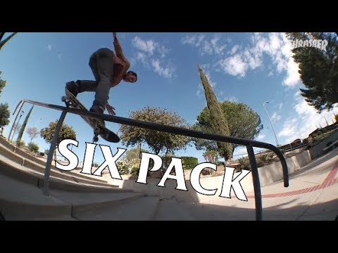 Six Pack - Riley Hawk, Evan Smith, Lacey Baker (Unofficial Full Length)