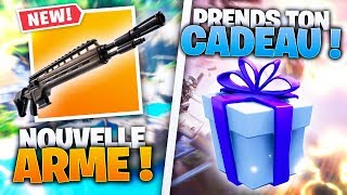 FREE RECOMPENSES (DEFIES) - NEW ARME ON FORTNITE! (News 8.40)