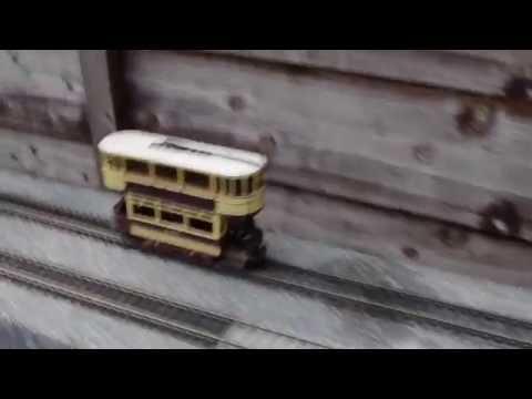 London Trams at Bogglesham