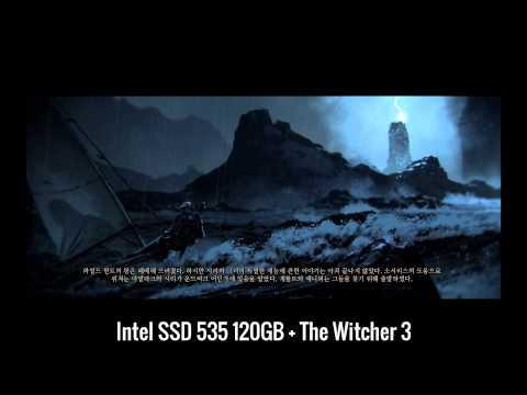 Intel SSD 535 120GB - Game Test