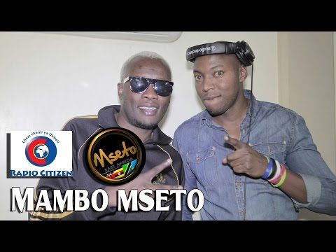 Daddy Owen Interview Live on Mambo Mseto Radio Citizen with Mzazi Willy M Tuva & Dj Flash Kenya